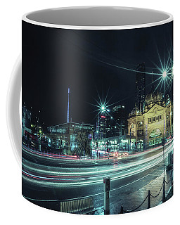 Night Ride Coffee Mug