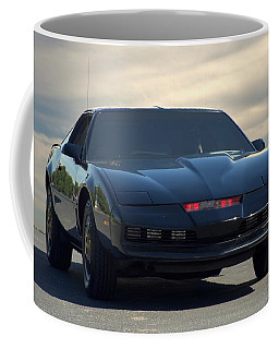 Night Rider 2000 Kitt Replica Coffee Mug by Tim McCullough