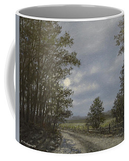 Night Road # 2 Coffee Mug