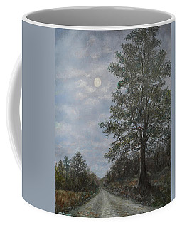 Night Road Coffee Mug