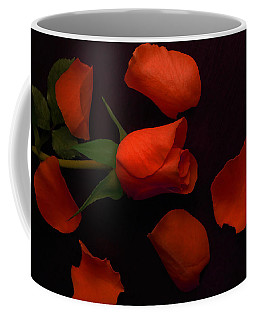 Night Rose 2 Coffee Mug