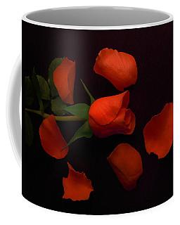 Night Rose 2 Coffee Mug
