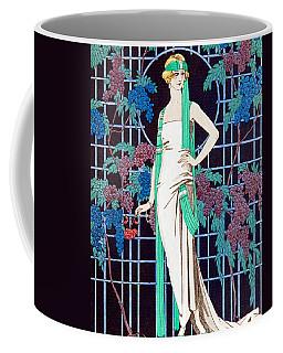 Night Rose Coffee Mug