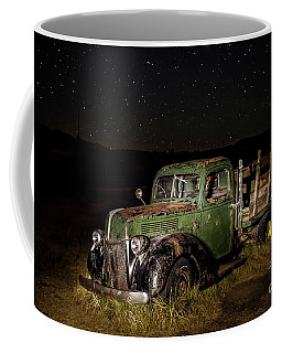 Night Run Coffee Mug