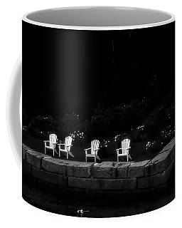 Night Sitting Coffee Mug