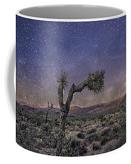 Coffee Mug featuring the photograph Night Sky by Alison Frank