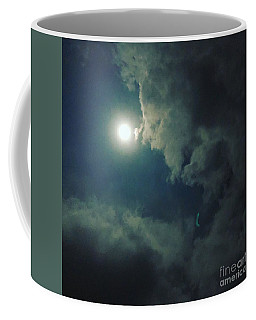 Looking At The Moon Coffee Mug