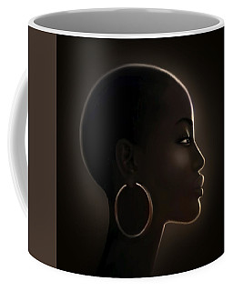 Night Sun  Coffee Mug