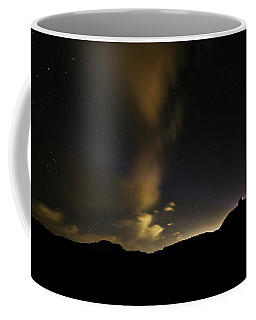 Night Time At Palo Duro Canyon State Park - Texas Coffee Mug