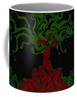 Night Tree Coffee Mug by David and Lynn Keller