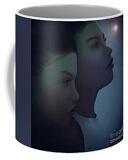 Night Twins Coffee Mug