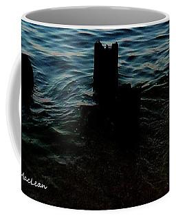 Night Winds And Waves Coffee Mug