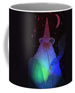 Night Wizard Coffee Mug