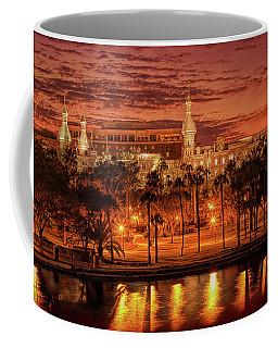 Nightfall In Tampa Coffee Mug