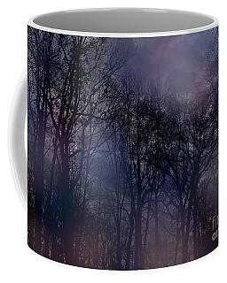 Nightfall In The Woods Coffee Mug
