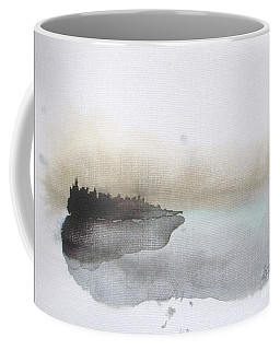 Nightfall On The Lake  Coffee Mug