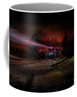 Nightime Steel Coffee Mug