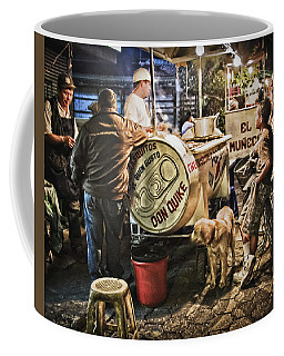 Nightlife In Guatemala Coffee Mug