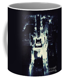 Blue Pill Coffee Mug