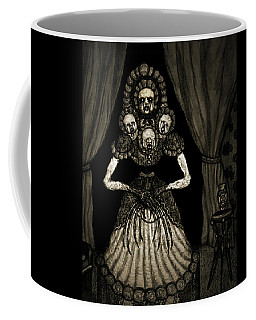 Nightmare Dolly - Artwork Coffee Mug