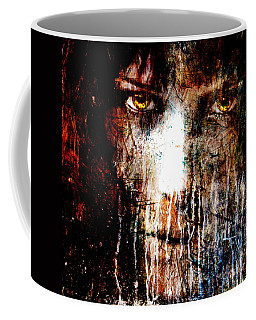 Night Eyes Coffee Mug