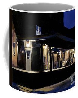 Nighttime On Southampton Street Coffee Mug