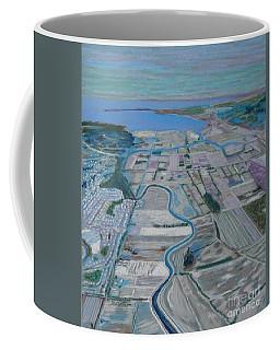 Nikomekl River ,b.c. Coffee Mug by Rae  Smith PAC