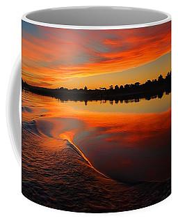 Nile Sunset Coffee Mug