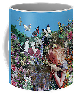 Nina Found A Fairy Coffee Mug