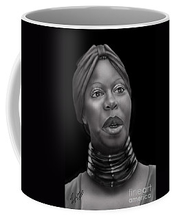 Nina Simone-revolution Coffee Mug