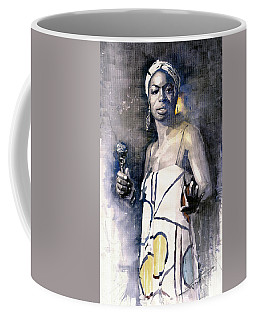 Nina Simone Coffee Mug