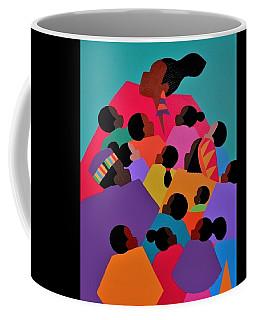 Nina The High Priestess Coffee Mug