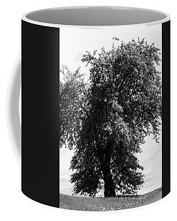Nina Tree Dressed Out Bw Coffee Mug