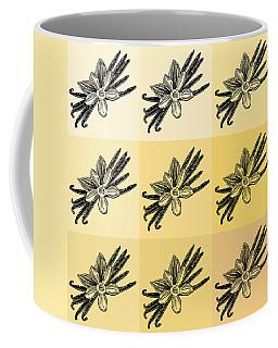 Nine Shades Of Vanilla Coffee Mug
