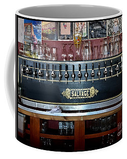 Nineteen Beers On Tap At Salvage Bbq Coffee Mug