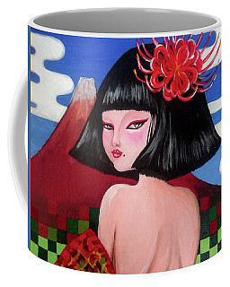 Nippon Coffee Mug