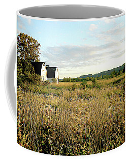 Nisqually Two Barns Coffee Mug