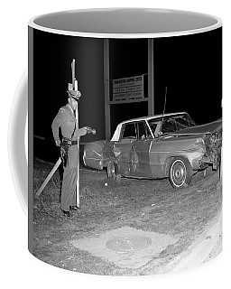 Nj Police Officer Coffee Mug