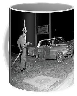 Nj Police Officer Coffee Mug by Paul Seymour