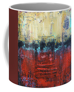 No. 337 Coffee Mug by Patricia Lintner