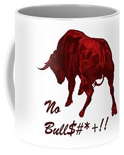 No Bullshit Coffee Mug