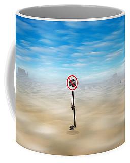 No Cameras Coffee Mug by Mike McGlothlen