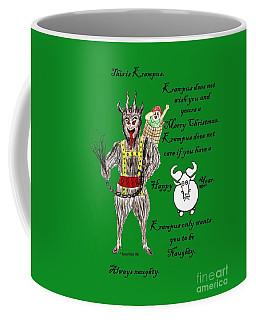 No Happy Gnu Year Coffee Mug
