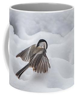 Chickadee - Wings At Work Coffee Mug