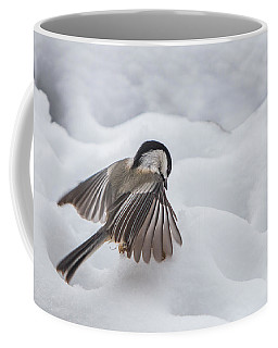Chickadee - Wings At Work Coffee Mug