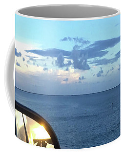 No Looking Back Coffee Mug