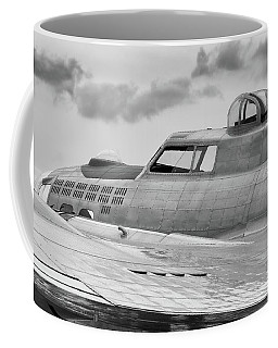 No Mission Today - 2018 Christopher Buff, Www.aviationbuff.com Coffee Mug