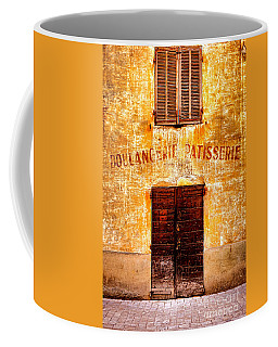 Coffee Mug featuring the photograph No More Bread by Olivier Le Queinec