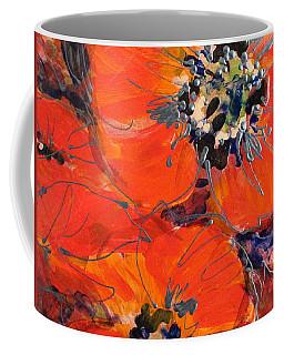 Magic Poppy Coffee Mug