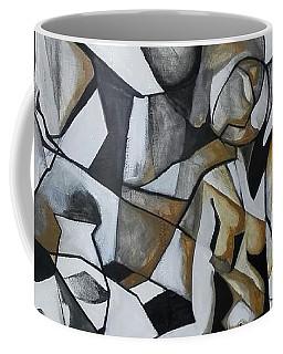 No Need For Violets Coffee Mug